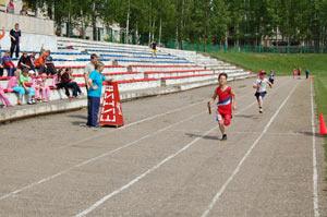 Озерчане отпраздновали День России
