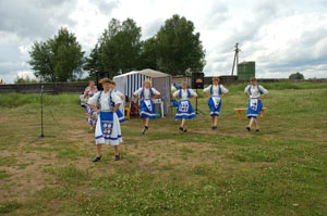 Старинный праздник русского села