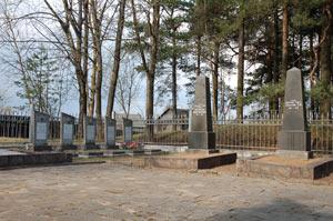 Братское кладбище будет отреставрировано