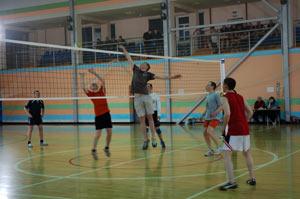 Волейбольная весна 2010
