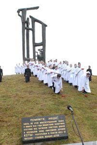 «Ксты» — символ народной памяти