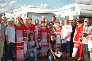 Михайловское: Романтики всех стран объединяйтесь