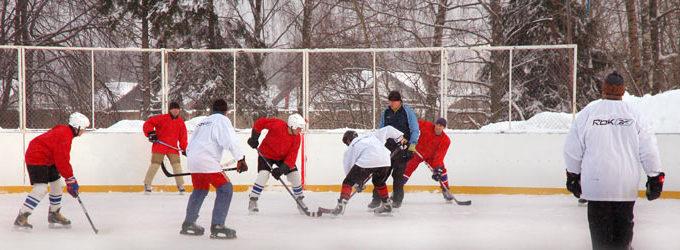 Ледяной спорт