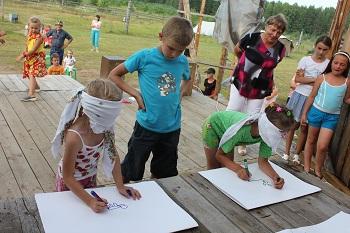 День села для детей