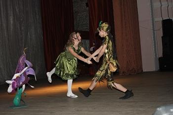 Питер Пэн в мире Танца