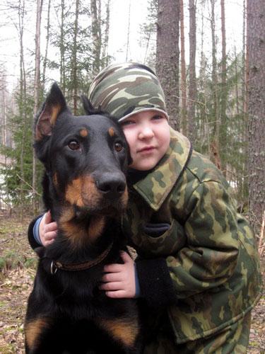 Баксор и Илья