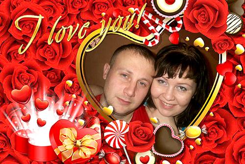 №17 Юлия Конорева Счастье быть вместе!