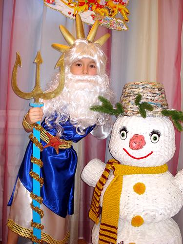Бобков Егор - Морской царь.