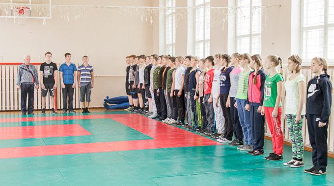 Спорт, патриотизм, единство…