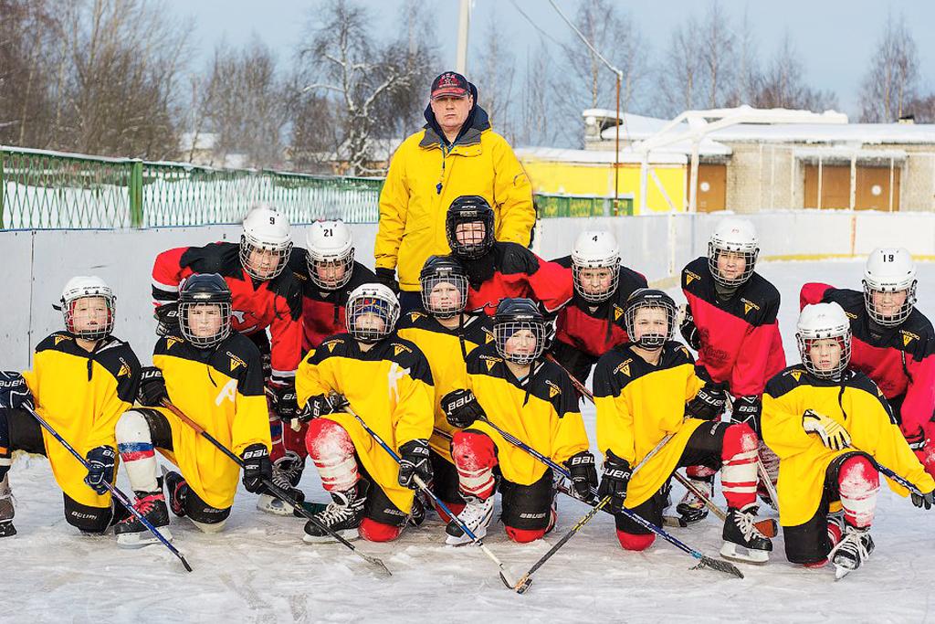 """№26 Константин Лебедев. """"В хоккей играют настоящие мужчины, трус не играет в хоккей!"""""""