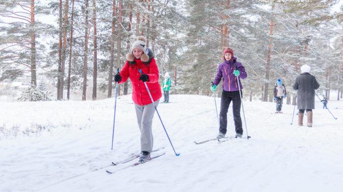 Красочные, спортивные, зимние!