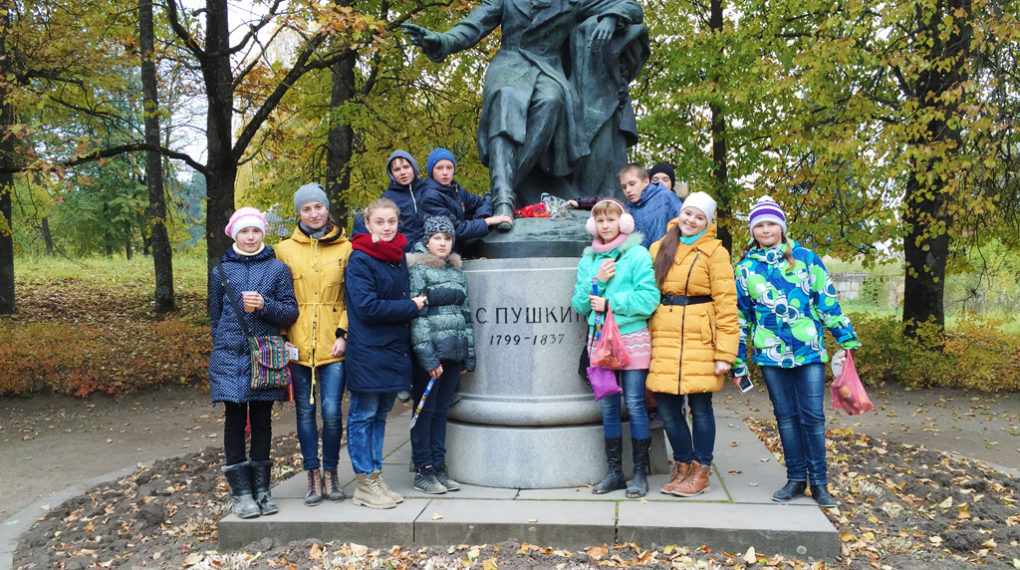 Приключения в Пскове. День второй