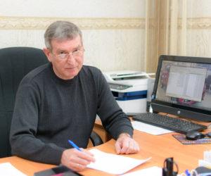 Виктор Яковлевич Махринский.
