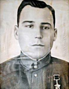 22-летний герой войны.