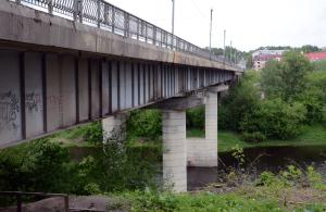 Мост в Ржеве отремонтируют в этом году