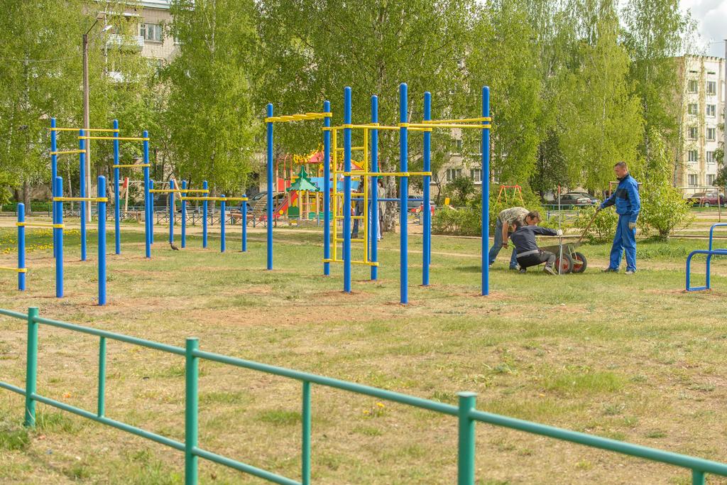 видео на ул.спортивнон