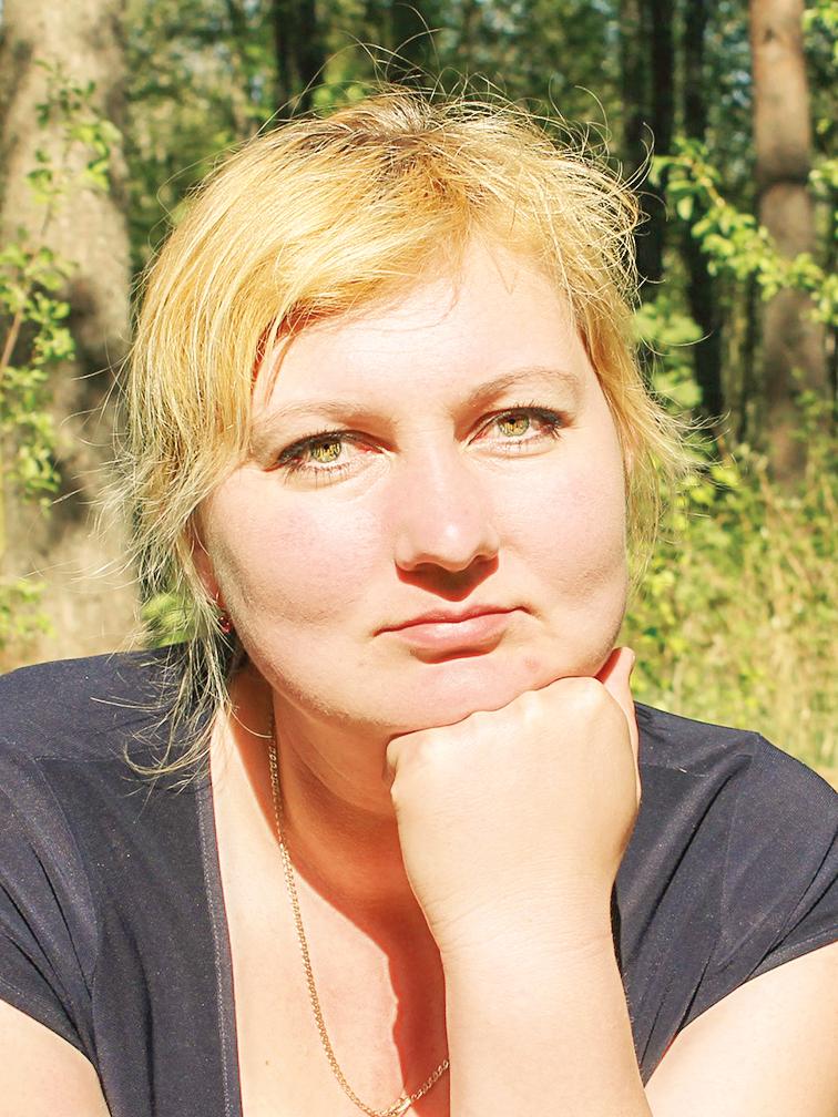 Наталья Новикова.
