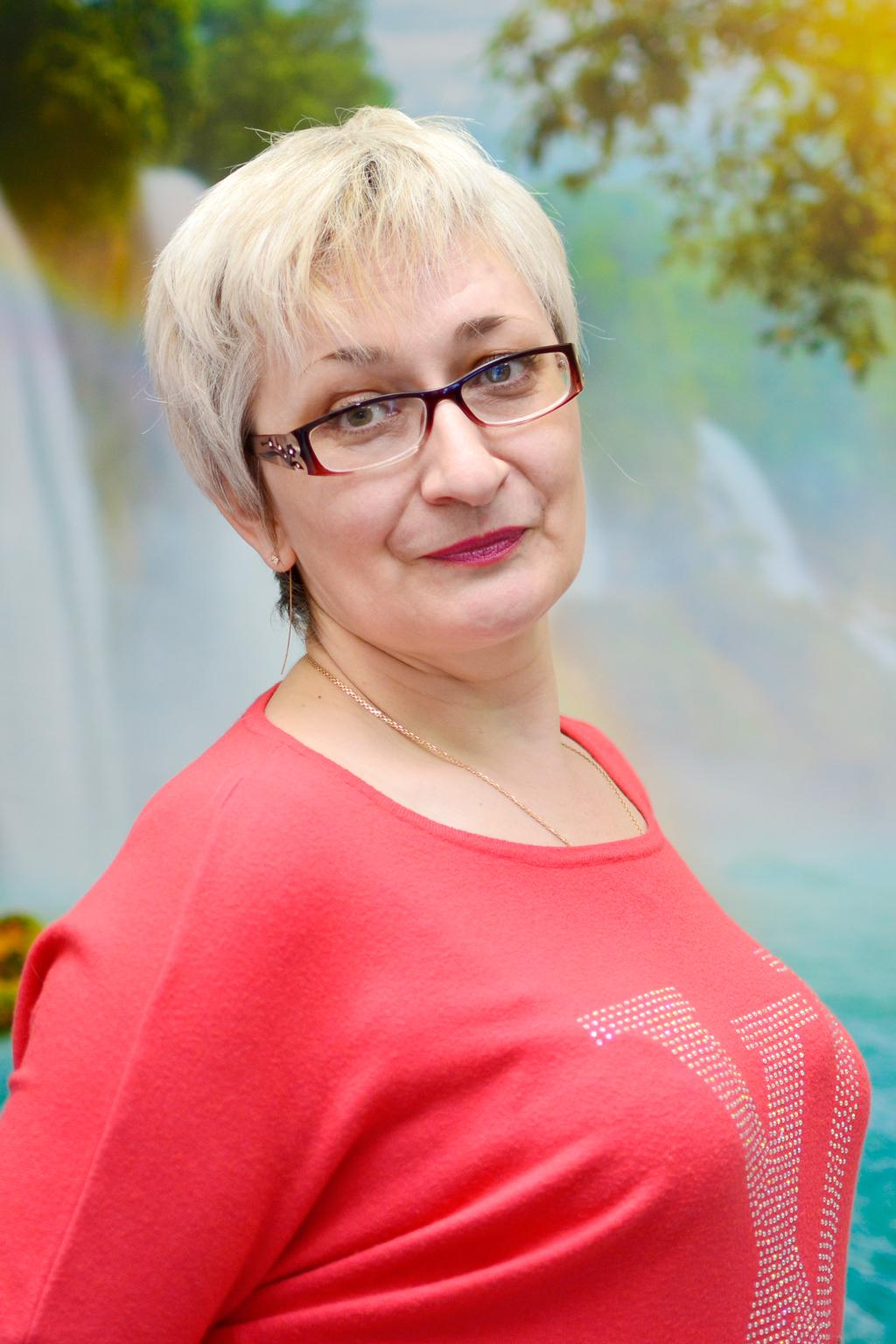 Елена Булахова.