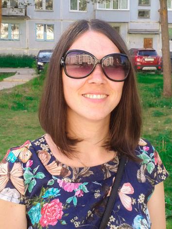 Ангелина Литвинова.