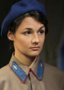 Алина Столярова.