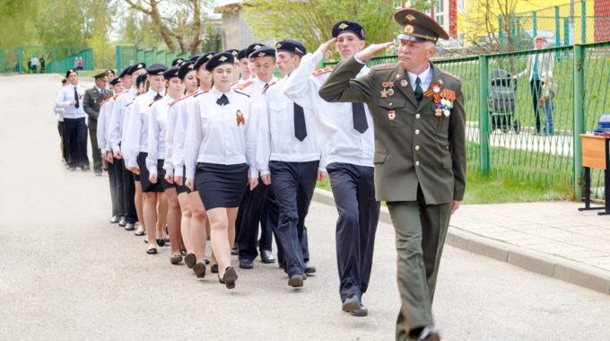 От кадетских погон к офицерским звездам