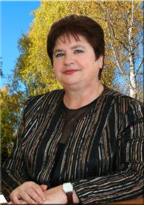 Забабурина Фаина Васильевна.