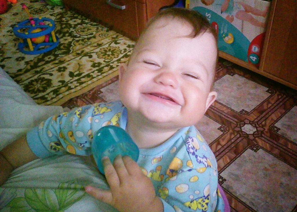 "№30 Светлана Тимофеева. ""Ванюша, улыбнись маме""."