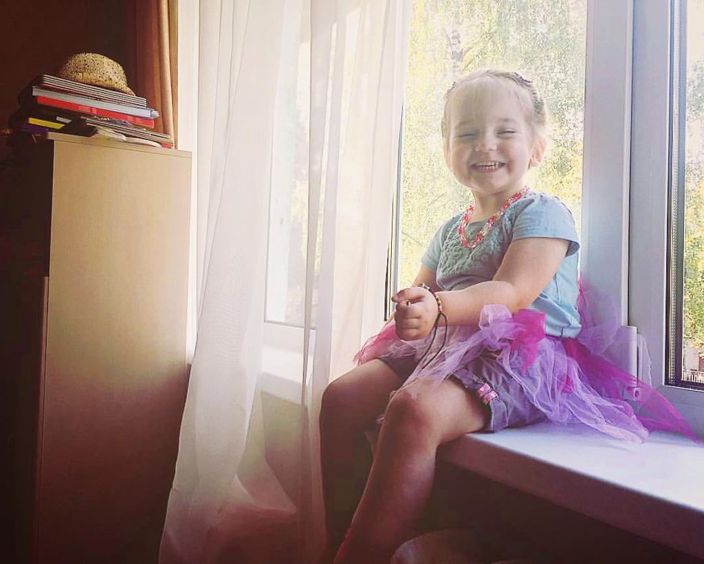 "№38 Горбунова Лариса. ""Я малышка-позитивчик. Я девчонка-улыбашка""."