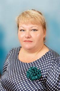 Наталья Рудольфовна Смирнова.