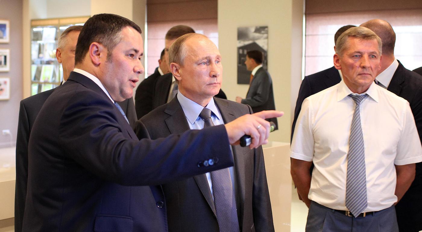 2 марта 2016, встреча с В.В. Путиным: Всё возможное сделаю и, надеюсь, невозможное.