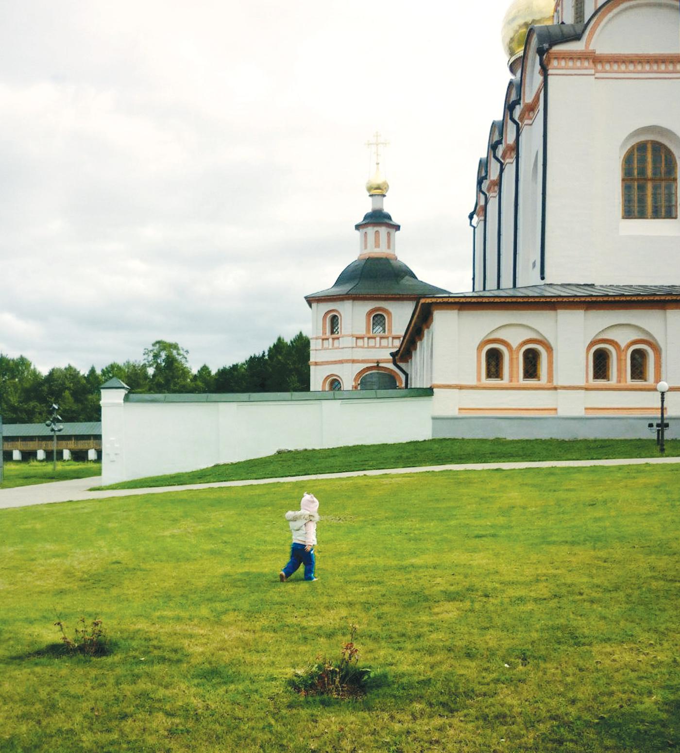 """№25 Лариса Жигулина. """"Софья у монастыря в Валдае!"""""""