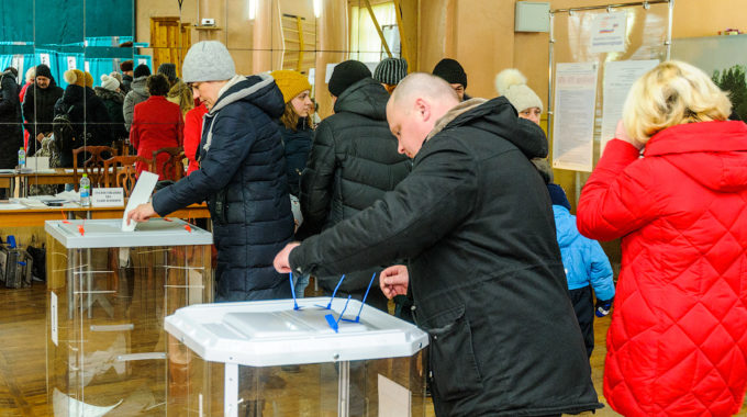 Будущее России определено. Как голосовал Озерный?