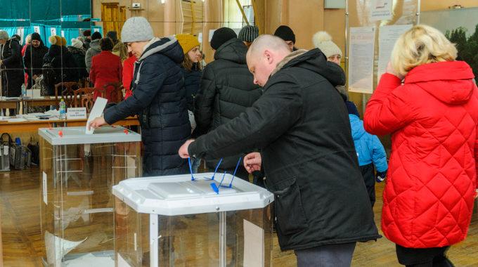 Самый высокий показатель электоральной активности сохраняется в ЗАТО «Озерный»