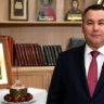 Поздравление губернатора Игоря Рудени с Пасхой