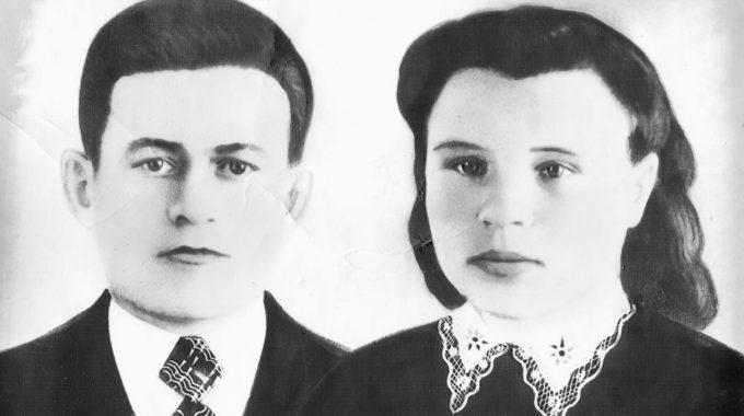 Антонина Гавриловна Челпанова и Анатолий Викторович Ручкин