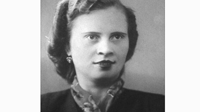 Анастасия Андреевна Григорьева
