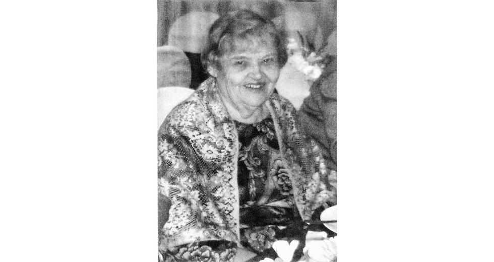 Нежкина Антонина Николаевна