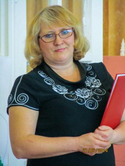 Татьяна Викторовна Томилина