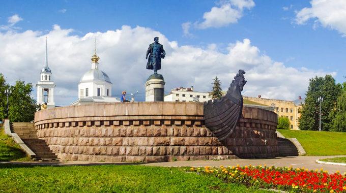Колыбель Центральной России