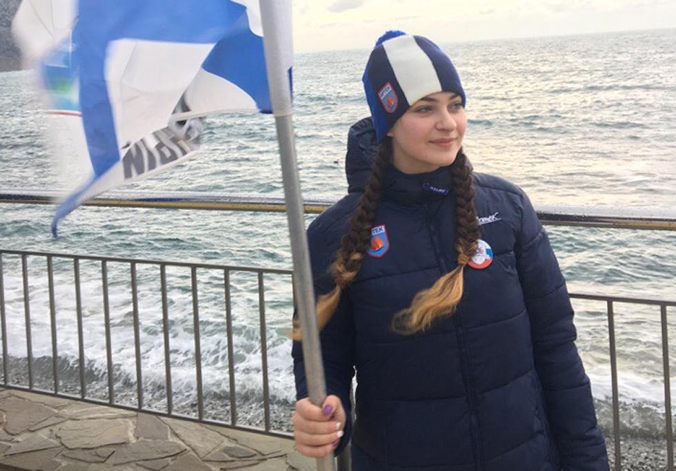 В памяти Арины еще свежи воспоминания о единстве и силе духа морского отряда.