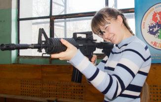 Стрельба по-КЛАССному