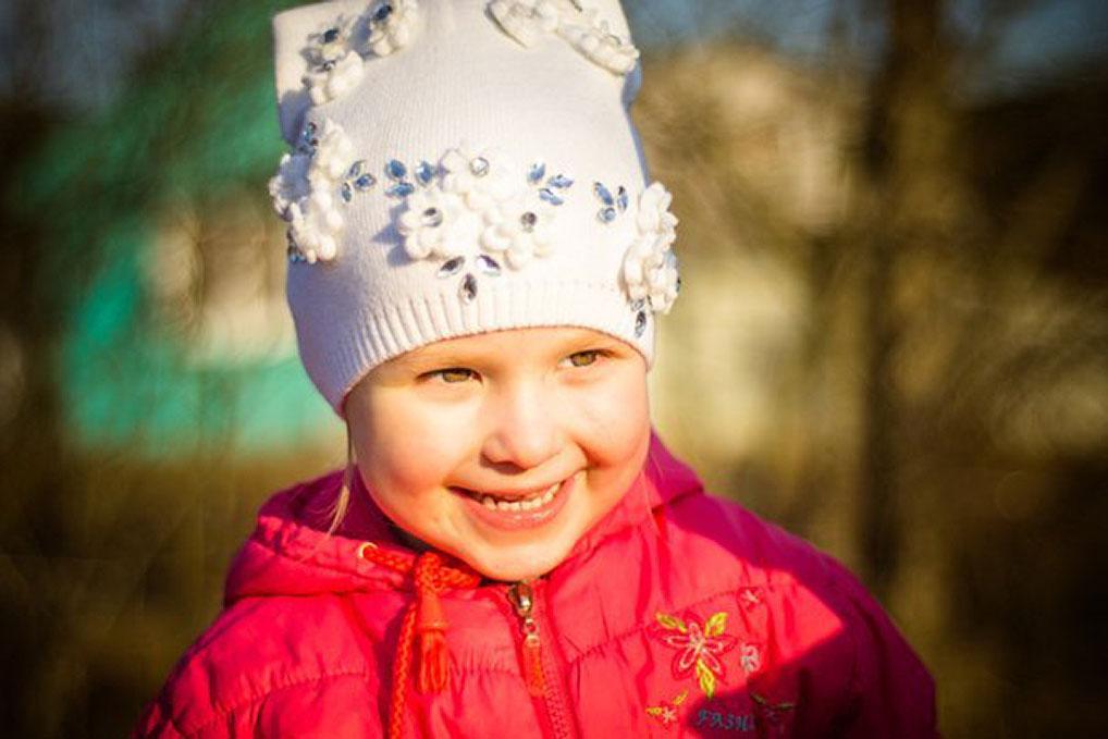 №3 Машка-улыбашка!  Автор: Анна Штурнева