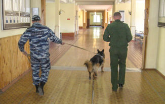 Наркотикам в армии не место
