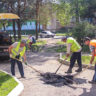 Ремонтируем дороги и дворы