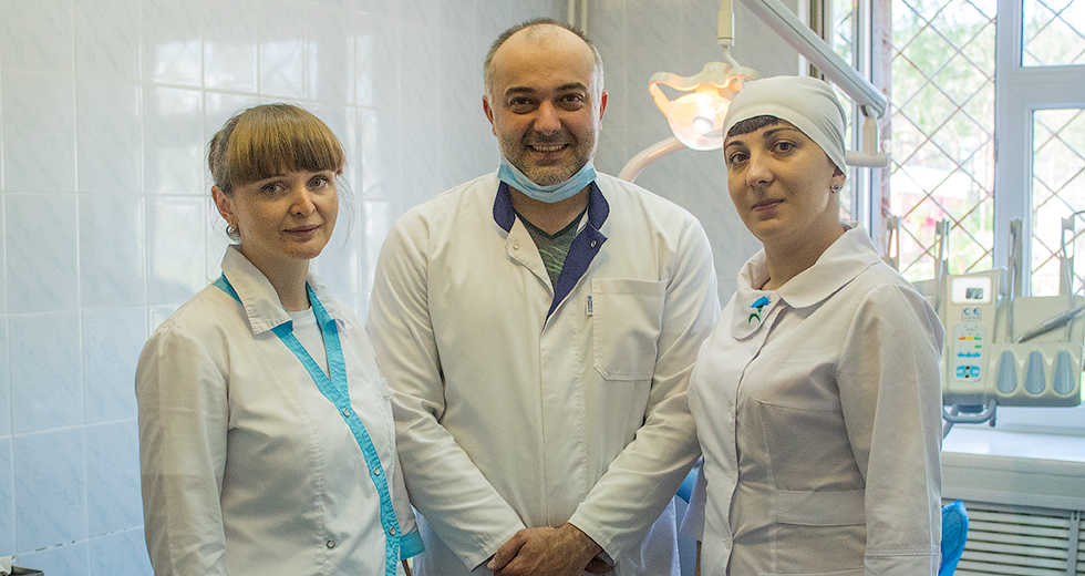 Улыбок лекари