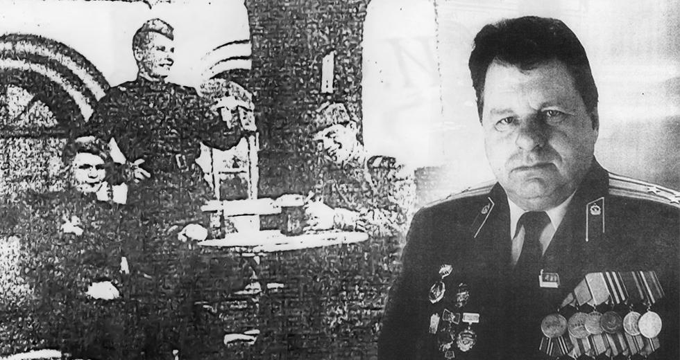 """""""Русом Иваном"""" звали на войне"""