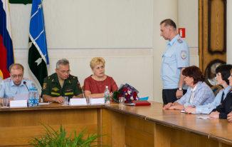 Новое руководство полиции