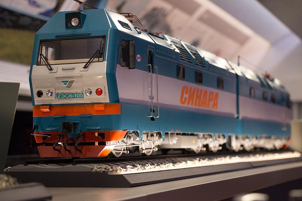 Путешествие в мир железных дорог