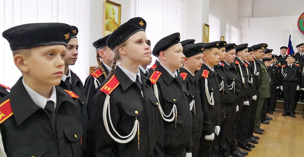 Мундир и эполеты: теперь они - кадеты!