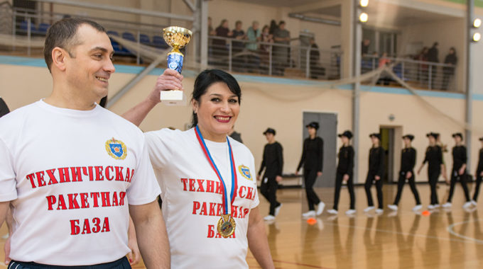 Спартакиада-2019: спорт — наша цель!